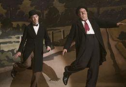 Stan & Ollie - Steve Coogan und John C. Reilly