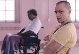 Glass - Samuel L. Jackson und James McAvoy