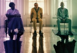 Glass - Samuel L. Jackson, James McAvoy und Bruce Willis