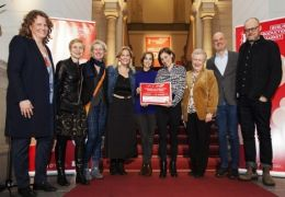Eurimages Co-Production Development Award 2019...Jury)