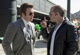 Black Mass - Joel Edgerton und Johnny Depp