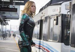 Captain Marvel - Brie Larson