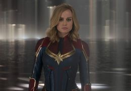 Captain Marvel - Brie Larson