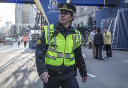 Boston - Der Dienst beim Boston Marathon scheint für...erden