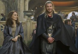 Thor: The Dark Kingdom - Natalie Portman und Chris...worth