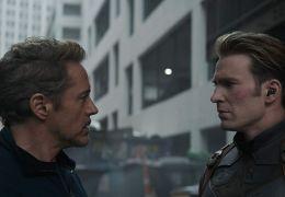 Avengers: Endgame - Robert Downey Jr. und Chris Evans
