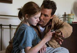 Interstellar - Mackenzie Foy und Matthew McConaughey