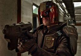 Dredd 3D - Dredd (Karl Urban), der oberste Judge von...y One