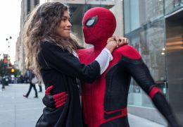 Spider-Man: Far from Home - Zendaya und Tom Holland