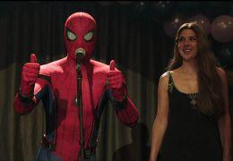 Spider-Man: Far from Home - Tom Holland und Marisa Tomei