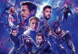 Avengers: Endgame - US-Poster