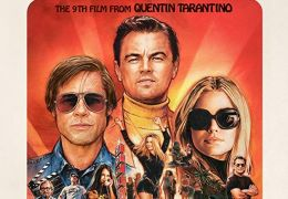 Once Upon a Time in Hollywood - US-Poster