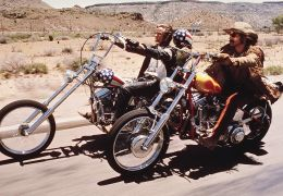 Easy Rider - Peter Fonda und Dennis Hopper