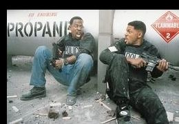 Bad Boys - Martin Lawrence und Will Smith