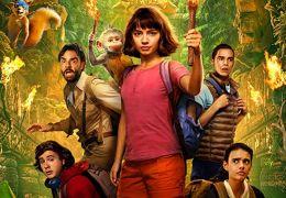 Dora und die goldene Stadt - US-Poster