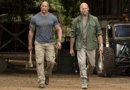 Hobbs & Shaw - Dwayne Johnson und Jason Statham