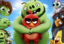Angry Birds 2 - US-Poster