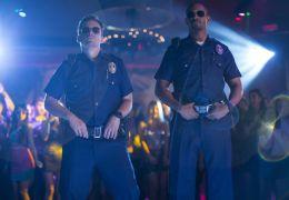 Let's Be Cops - Ryan (Jake Johnson) und Justin (Damon...Jr.)