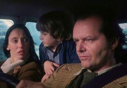 Shining - Shelley Duvall, Danny Lloyd und Jack Nicholson