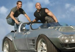 Fast and Furious Five - Paul Walker und Vin Diesel