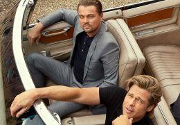 Once Upon Time Hollywood - Leonardo DiCaprio, Brad...ntino