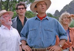 Jurassic Park - Richard Attenborough, Jeff Goldblum,...Dern