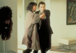 Pulp Fiction - Uma Thurman und John Travolta
