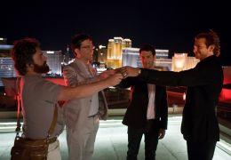 Hangover - Zach Galifianakis, Ed Helms, Justin Bartha...ooper