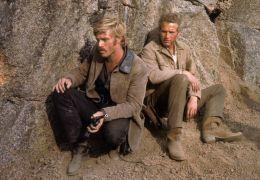 Butch Cassidy und Sundance Kid - Robert Redford und...ewman