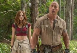 Jumanji: The Next Level - Karen Gillan, Dwayne...n Hart
