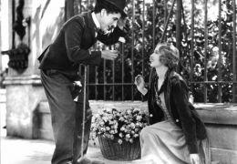 Lichter der Großstadt - Charles Chaplin und Virginia...rrill