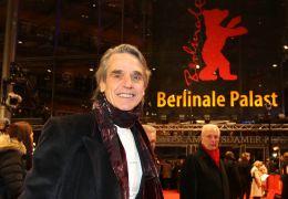Jeremy Irons auf der Berlinale