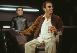 Galaxy Quest - Enrico Colatoni und Tim Allen