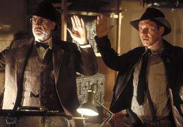 Indiana Jones und der letzte Kreuzzug - Sean Connery...Ford