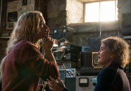 A Quiet Place -  Emily Blunt und Millicent Simmonds