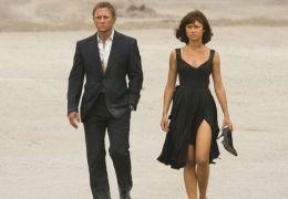 Ein Quantum Trost - Daniel Craig und Olga Kurylenko
