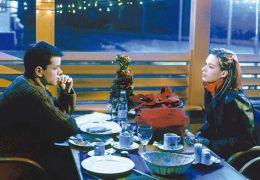 Die Bourne Identität - Matt Damon und Franka Potente