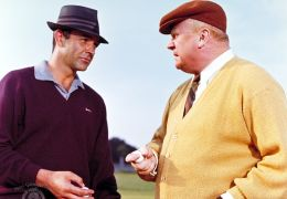 James Bond 007: Goldfinger - Sean Connery und Gert Fröbe