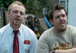 Shaun of the Dead - Simon Pegg und Nick Frost