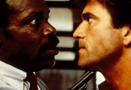 Lethal Weapon - Danny Glover und Mel Gibson