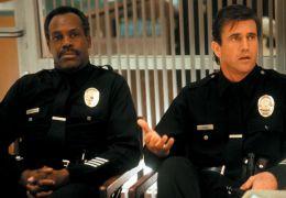 Lethal Weapon 3 - Danny Glover und Mel Gibson