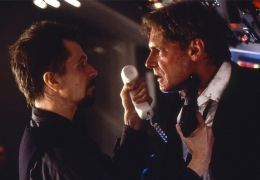 Air Force One - Gary Oldman und Harrison Ford