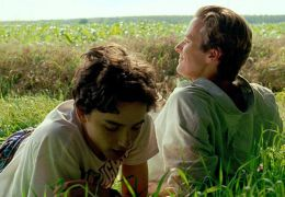Call Me By Your Name - Timothee Chalamet und Armie Hammer