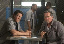 Escape Plan - Sylvester Stallone und Arnold Schwarzenegger