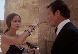 Der Spion, der mich liebte - Barbara Bach und Roger Moore