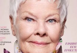 Judi Dench auf dem Vogue-Cover