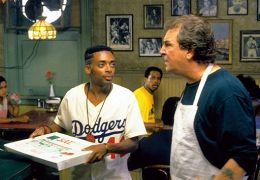 Do the Right Thing - Spike Lee und Danny Aiello