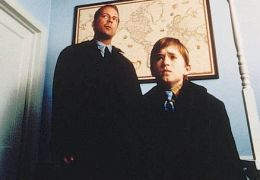 The Sixth Sense - Haley Joel Osment und Bruce Willis