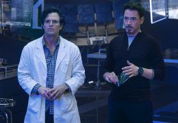 Avengers 2: Age of Ultron - Mark Ruffalo und Robert...ey Jr