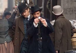 Sherlock Holmes - Jude Law und Robert Downey Jr.